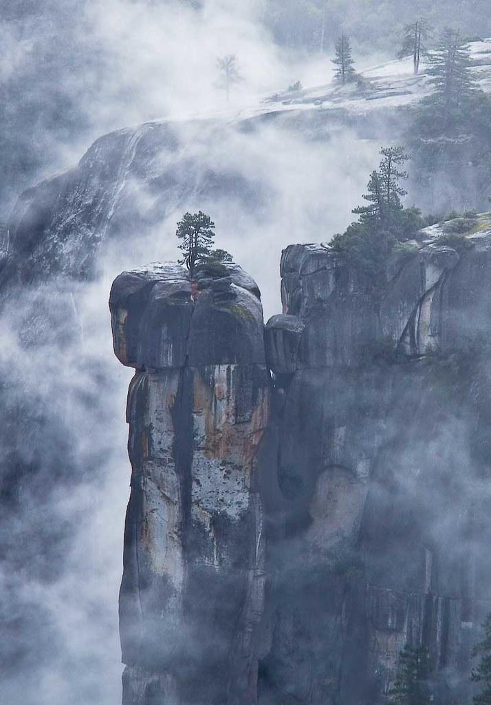 yosemite national park fog - photo #33