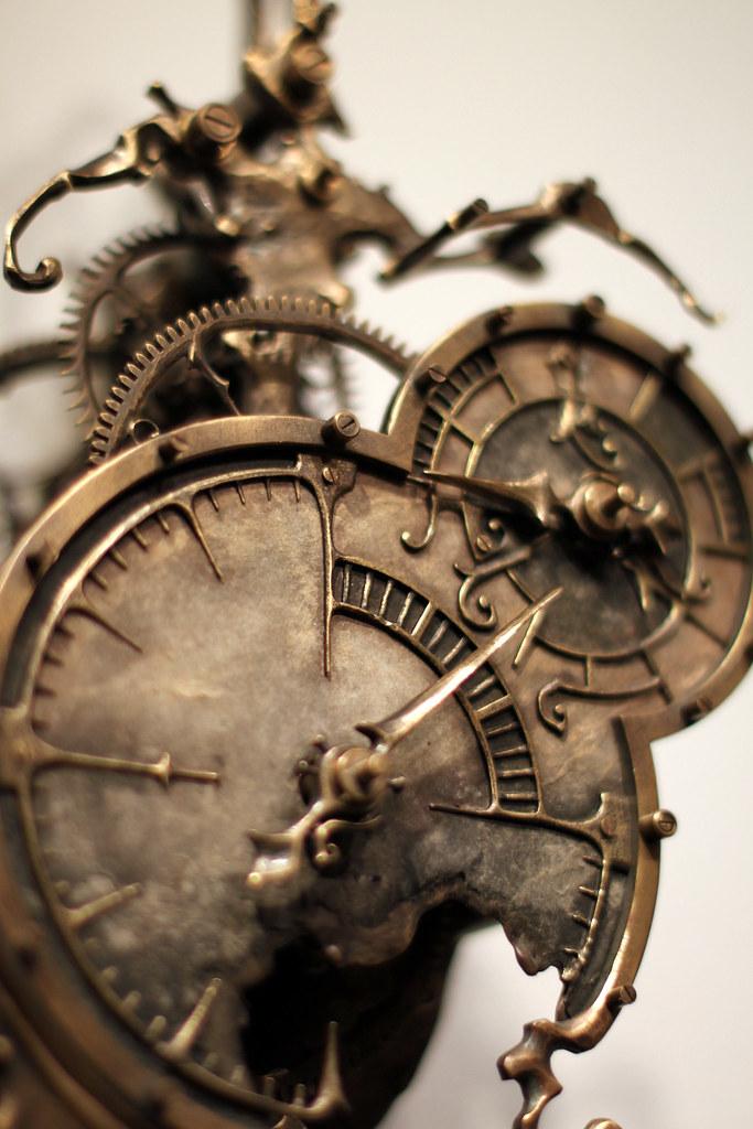 Mechanical Clock 9