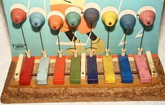 1950s EMENEE vintage xylophone toy | by Christian Montone