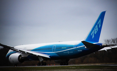 787 First Flight | by Dave Sizer
