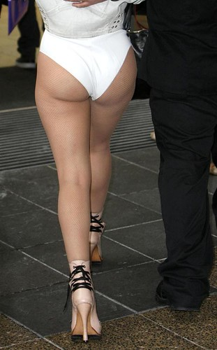Lady Gaga Arrives At A Local Radio Station In Sydney (USA ONLY) | by purplehaze4075