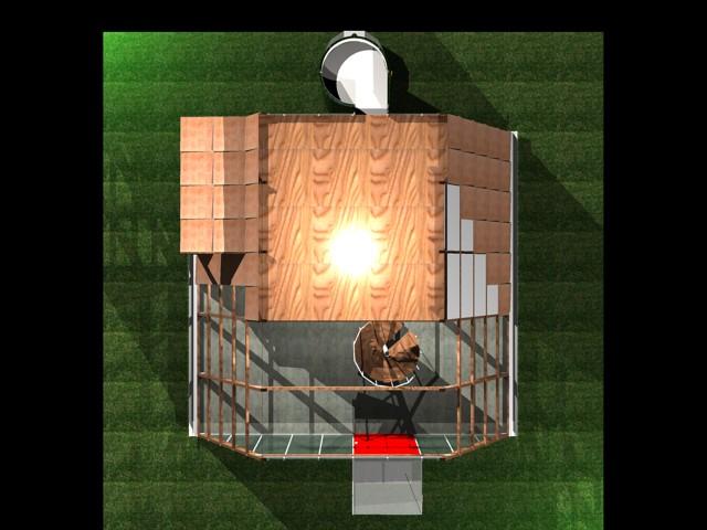Casa ecol gica prefabricada img 15 el art fice i igo - Casa prefabricada ecologica ...