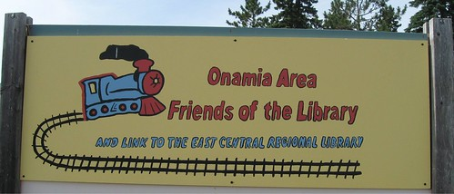 Onamia Link Site Sign | by East Central Regional Library