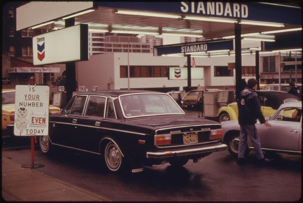 College Station Car Dealerships >> Oregon's Odd-Even Plan Reduced the Lines at Gas Stations D…   Flickr