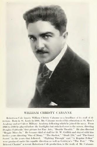 William Cabanne Net Worth