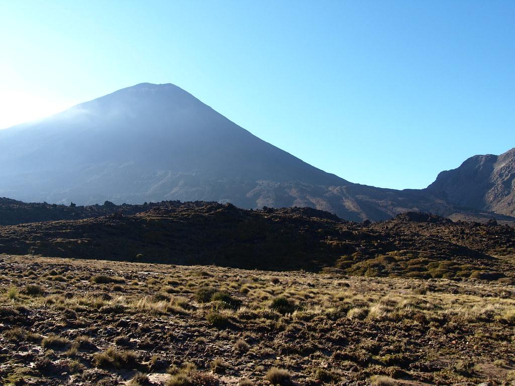 Tongariro Crossing. Por Tierras de Mordor (Nueva Zelanda)