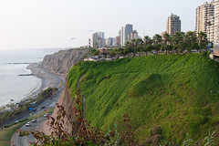Visit the upscale district of Miraflores - Things to do in Lima