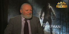 Anthony Hopkins Talks About The Wolfman | by Made In Hollywood