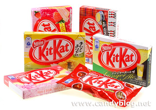 KitKat Assortment 2010 | by cybele-