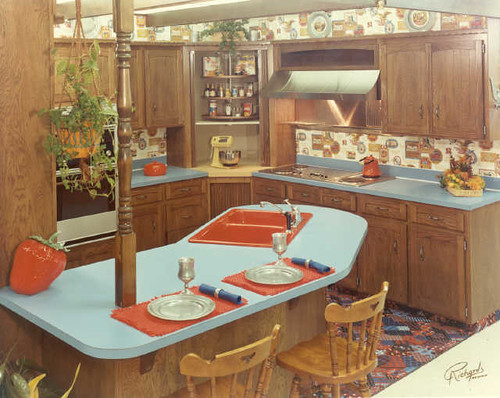 The 70 S Kitchen Www Scanagogo Com Scanagogo Flickr