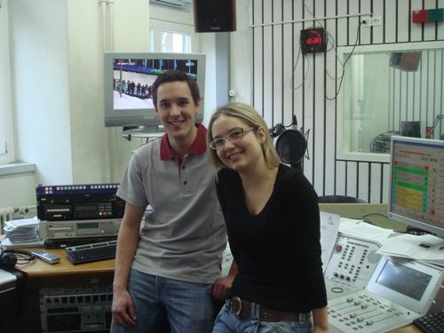 Interview Bei Radio Munot Mit Mich 232 Le Rellstab Stefan
