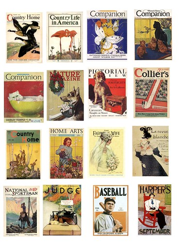 Magazine Covers | by PaperScraps