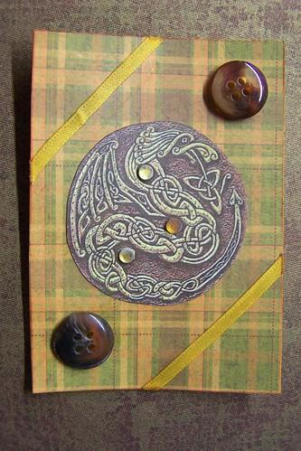 Ancient Celtic Dragon - Available | Celtic Knot Set ...