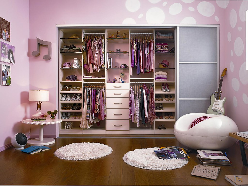 ... California Closet   Teen Girlu0027s Closet | By CA Closets