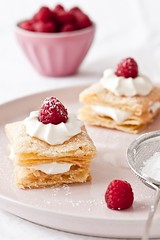 Gluten Free Mille Feuilles With Mascarpone Lemon Cream | by tartelette