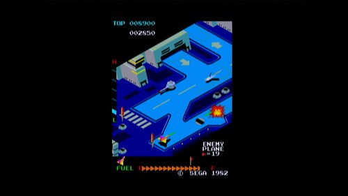 Zaxxon - Nintendo Wii Virtual Console | by SEGA of America