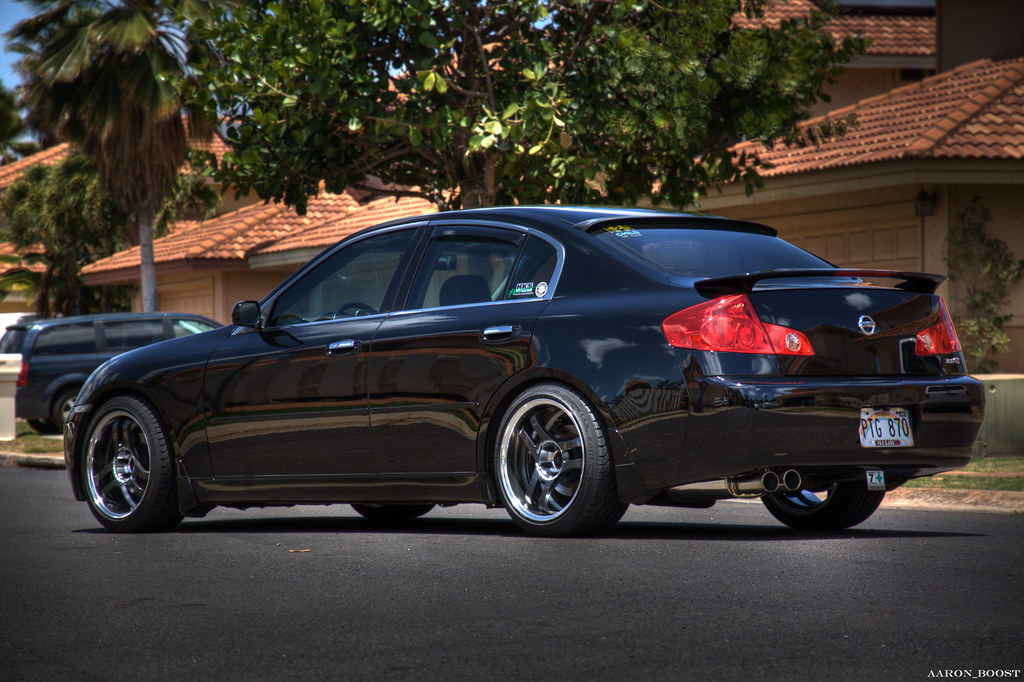 G35 Sedan 6spd 04 G35 Sedan 6spd Vortech V3
