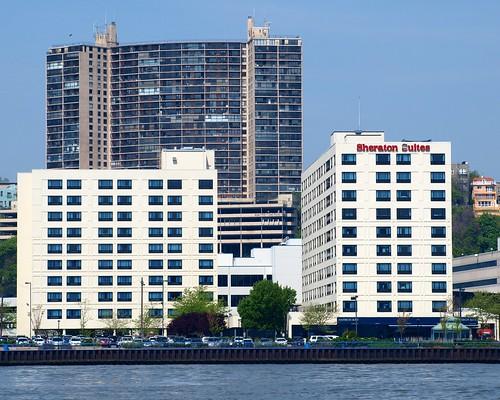 Sheraton Lincoln Harbor Hotel On The Hudson Weehawken Nj