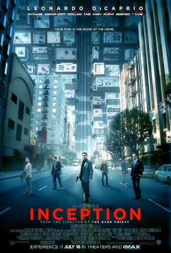 Inception Movie Poster | by Movie Poster Shop