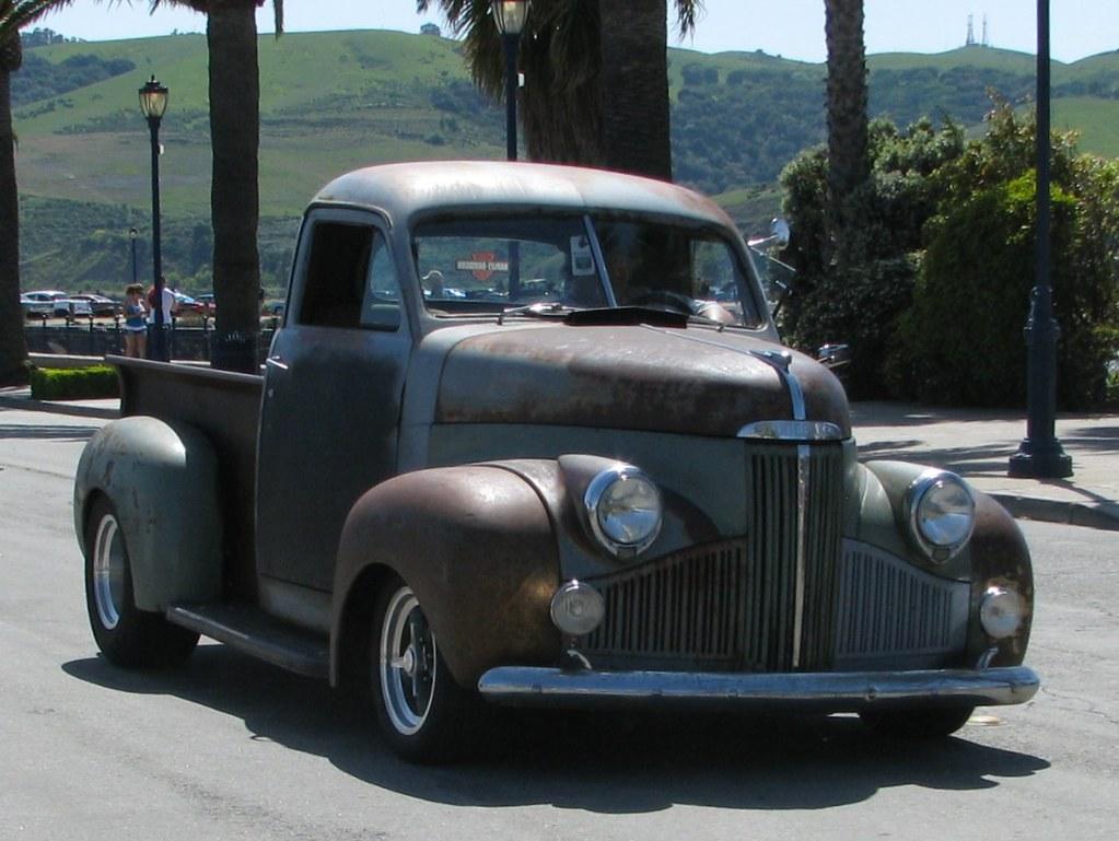 New Chevy Trucks >> 1948 Studebaker Pickup (Cusrom) '7J29732' 5 | I photographed… | Flickr