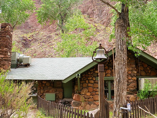 Dinner Bell at Phantom Ranch - Grand Canyon National Park | by Al_HikesAZ