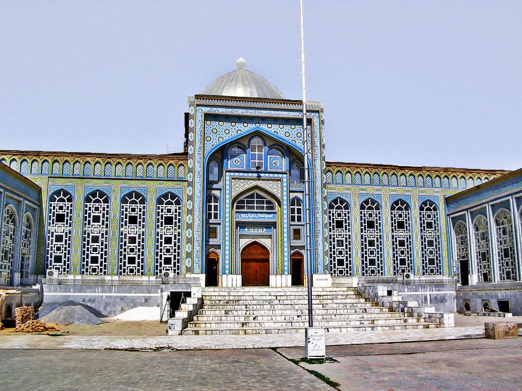Charki mosque... Dusha...
