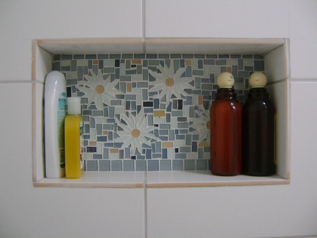 Nicho para shampoo  Luiza Maria  Flickr -> Nicho Para Shampoo Banheiro