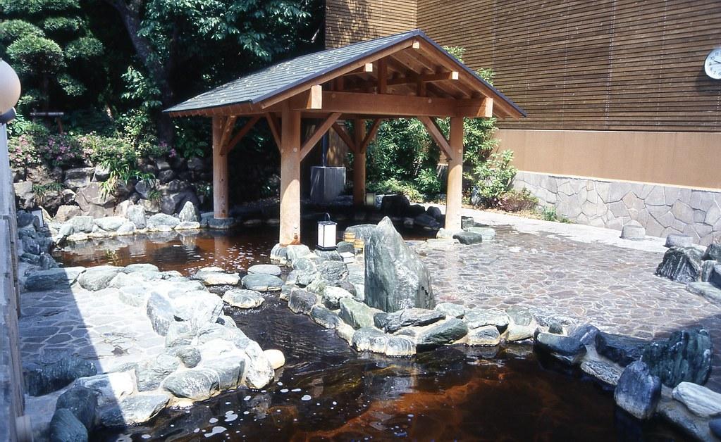 美しの湯 高井戸天然温泉