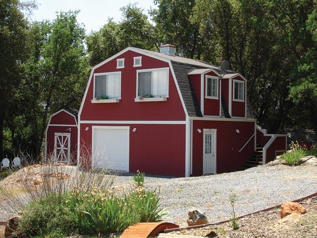 Premier Barn Garage Options Shown Paint Windows Vents