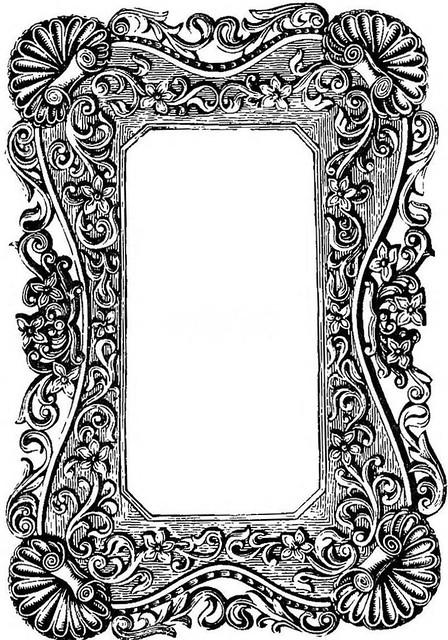 Ornate Frame | Flickr - Photo Sharing!