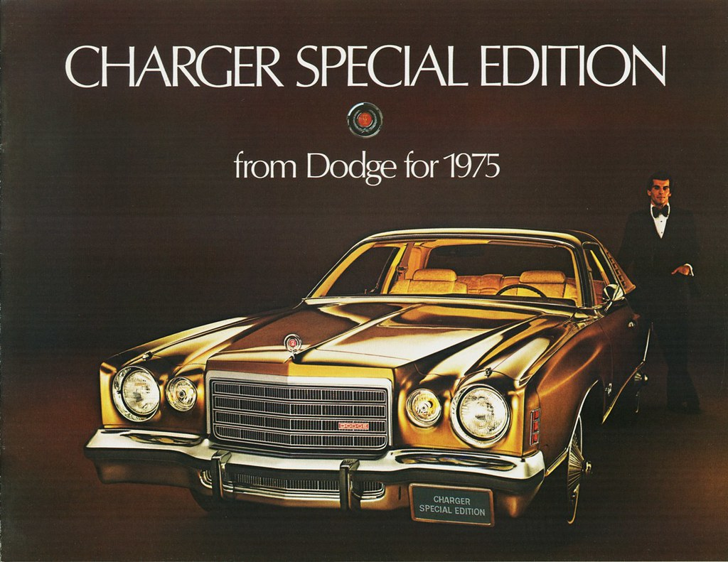 1975 Dodge Charger Special Edition Alden Jewell Flickr