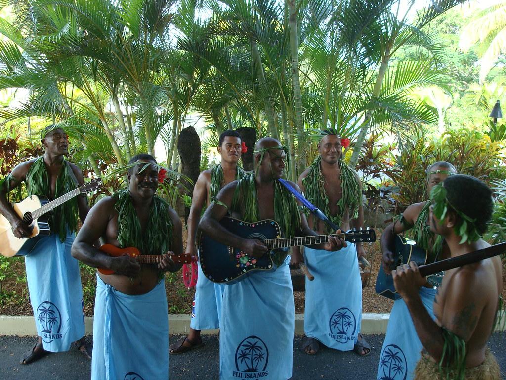 Guided Tour Fiji Yasawa Island