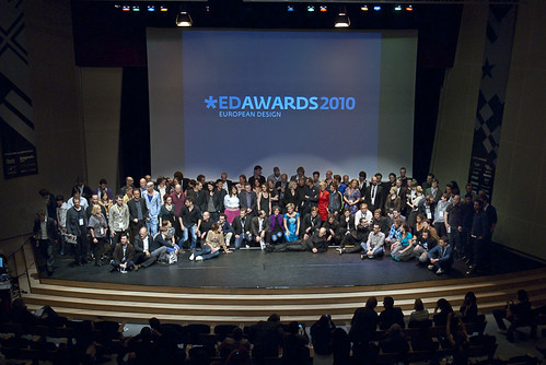 European Design Awards Ceremony 2010 | by designmag