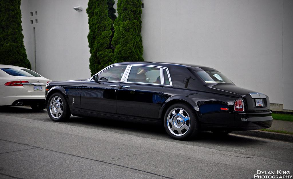 New Rolls Royce >> Rolls Royce Phantom extended wheelbase | Dylan King | Flickr