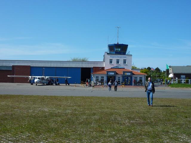 Wangerooge Airport (Wangerooge Airport) .3