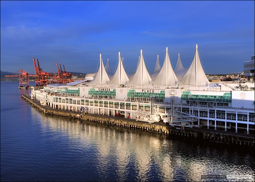 Canada Place | by Clayton Perry Photoworks