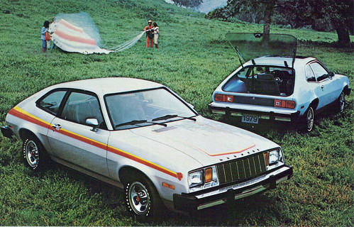 1979 Mercury Bobcat 3 door Runabout with sports package | by coconv