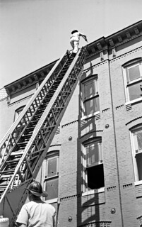 Fireman's ascent | by ubarchives