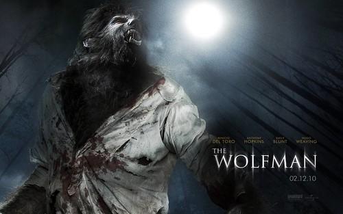 Universal's The Wolfman (2010) poster | by Paxton Holley