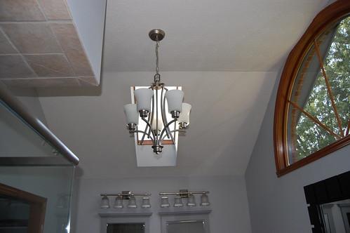 Vaulted ceiling in master bathroom gettum associates for Master bathroom vaulted ceiling