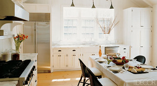white kitchen photo by carter berg | by betsywilt