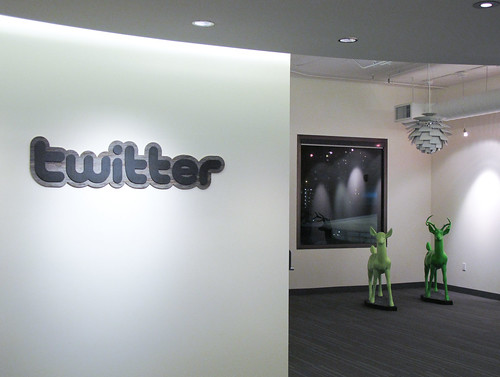 Twitter Office | by Scott Beale