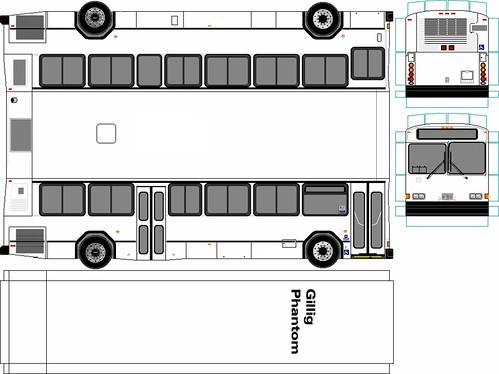 gillig phantom new logo bus | Darius Pinkston | Flickr
