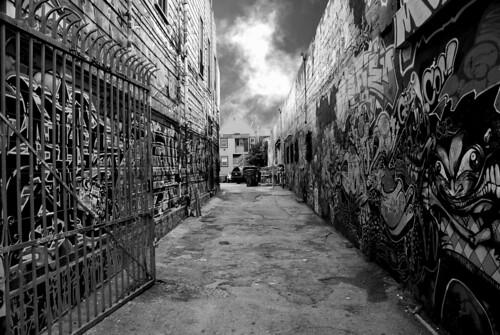 El Pasaje Del Graffiti Haight And Ashbury San Francisco