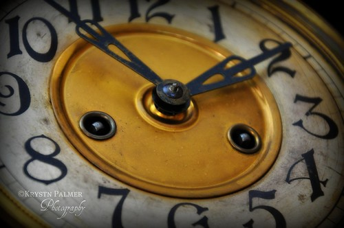 Vintage Clock Face - Take Two | by GettysGirl4260