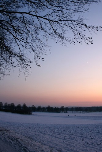 Cold rhenish winter evening | by Jörgenshaus
