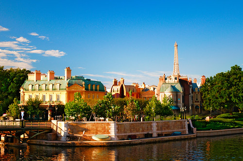 Daily Disney - Free Friday - A Beautiful Morning In Paris | by Express Monorail