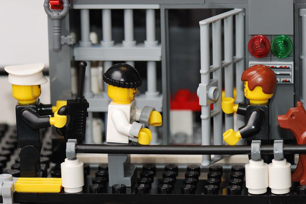 Lego City Police Cake Ideas