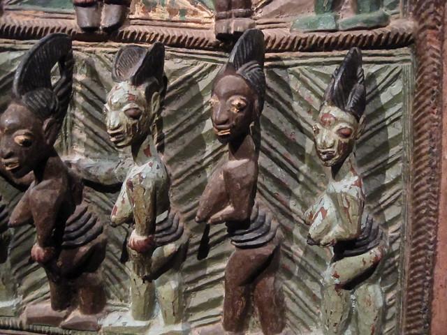 Yoruba African Sculpturer Olówè of Isè