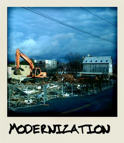 Modernization | by Raman Pfaff